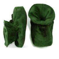 Fløjlsfutte fra Melton armygrøn