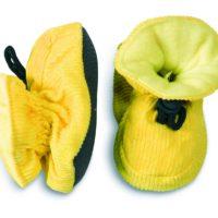 Fløjlsfutte fra Melton gul