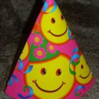 Smileys stor partyhat