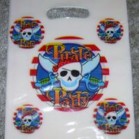 Pirat slikpose