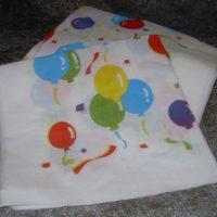 Ballon servietter