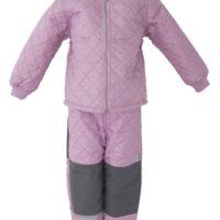Mikk-line termotøj lyserød