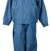 Mikk-line Regntøj – støvet blå