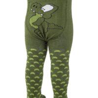 Fizter strømpebuks med Krokodille