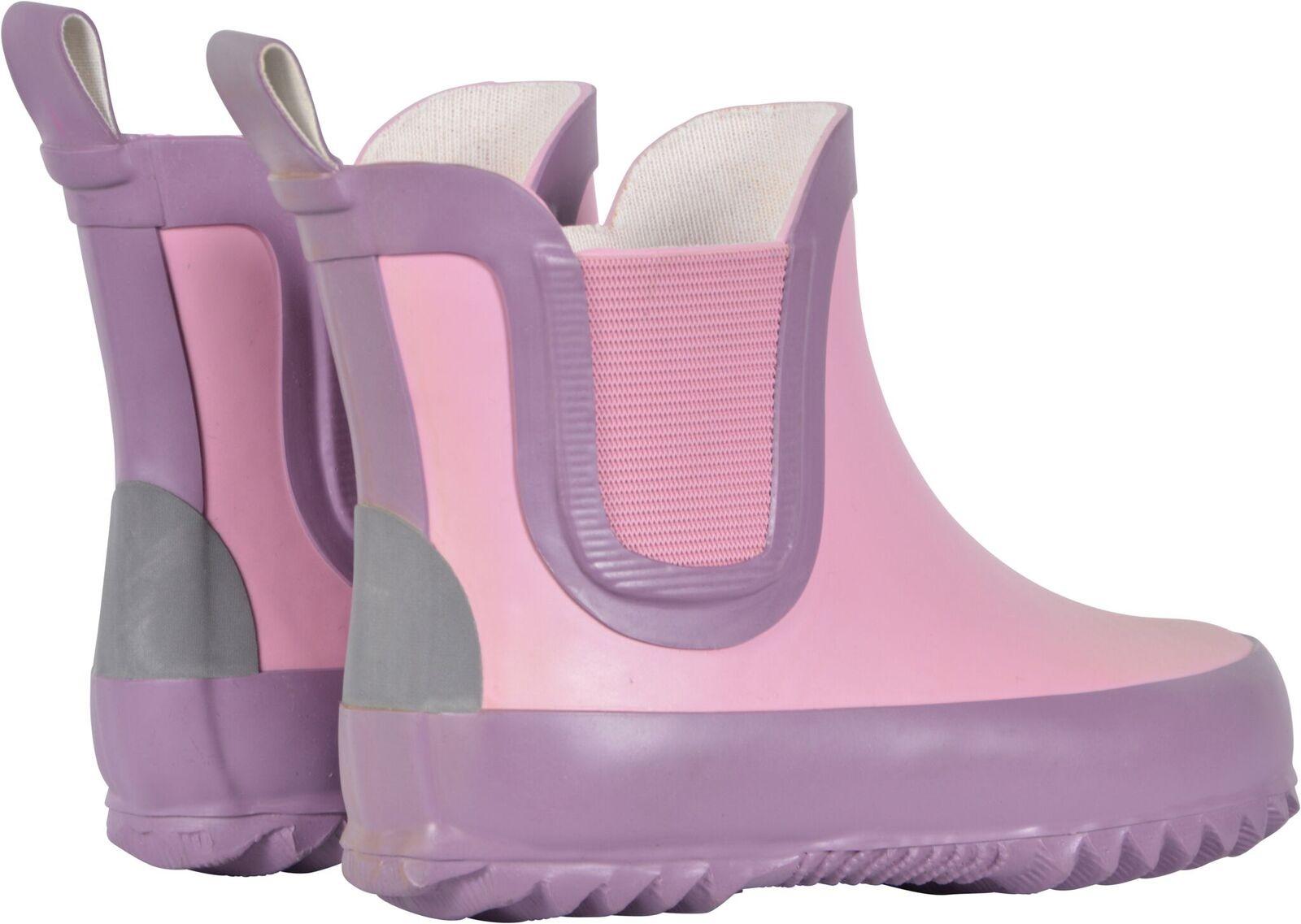 9f67791b66f Mikk-line gummistøvle kort skaft lyserød - Reste-pus