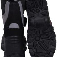 Vinterstøvle med foer fra Mikk-line sort
