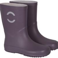 Mikk-line gummistøvler blommefarvet