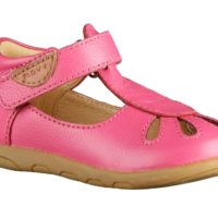 Pigesandal Hot Pink fra Move by Melton
